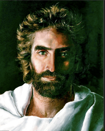 Akiane Kramarik painting of Jesus