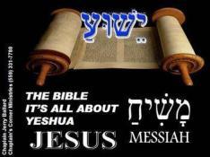 Bible - Yeshua, Jesus