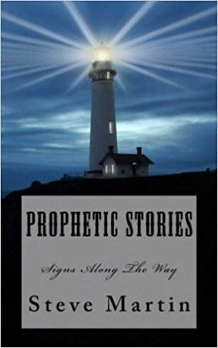 Prophetic Stories - book cover