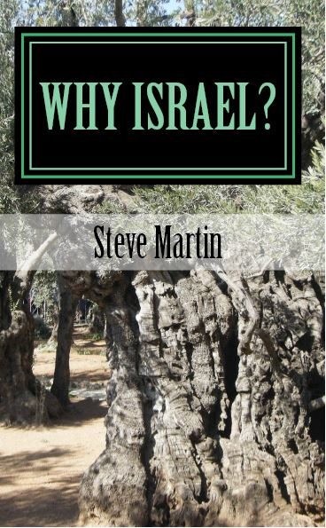 Why Israel - front cover 03.13.14